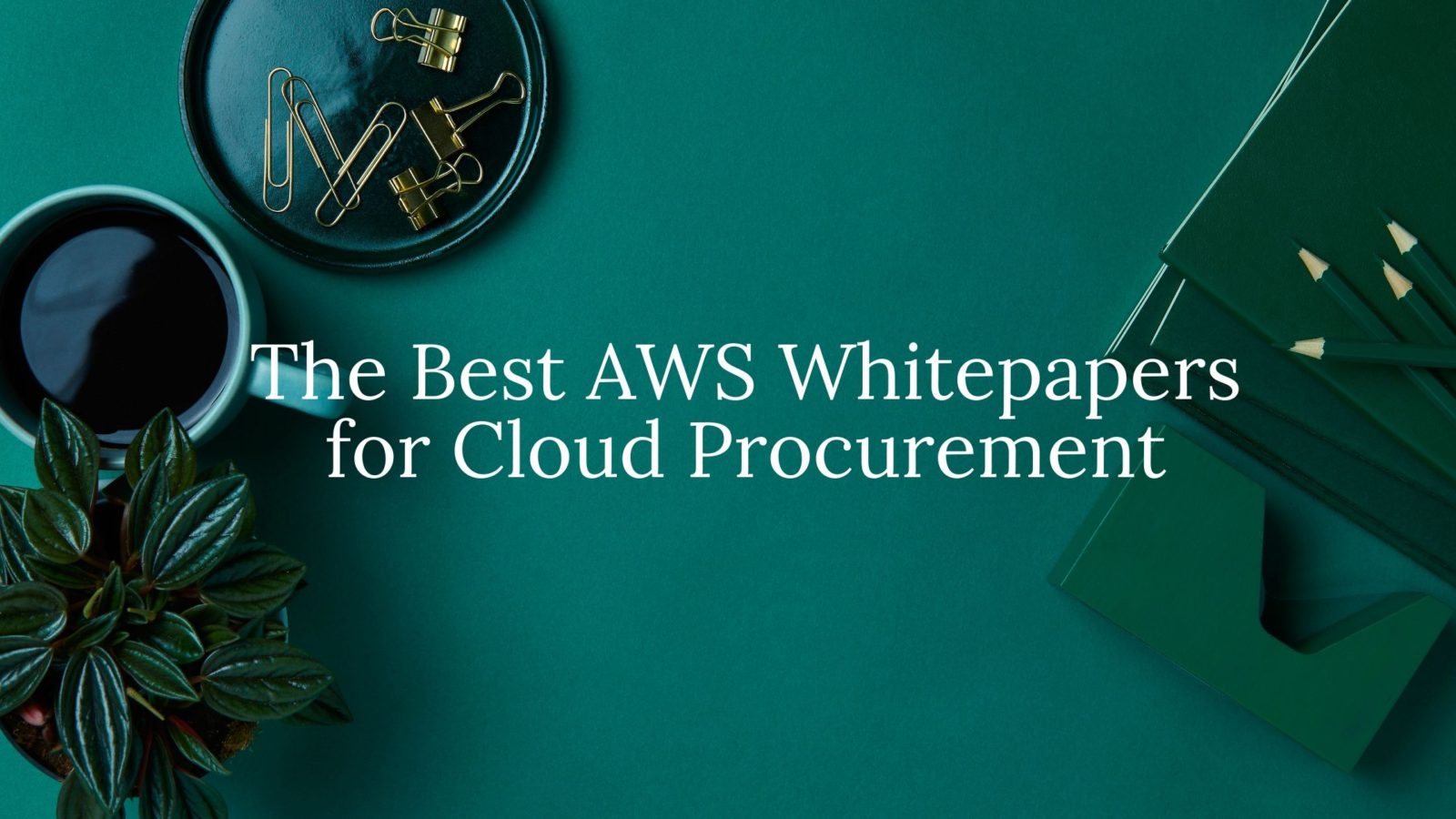 AWS whitepapers